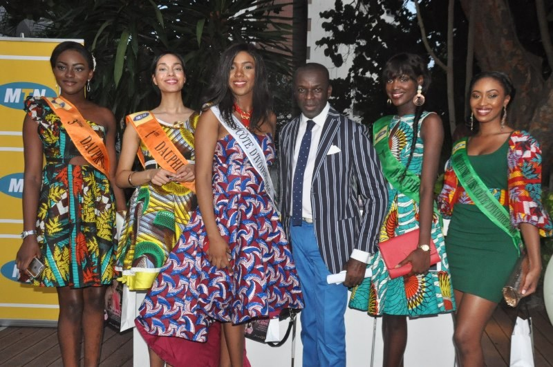 Début de la tournée Miss Côte d'Ivoire 2017