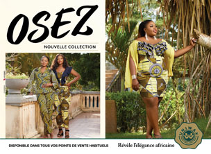 Osez, nouvelle collection Uniwax