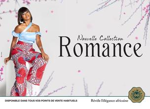 Romance, nouvelle collection Uniwax