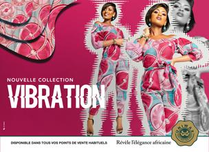 Vibration, nouvelle collection Uniwax